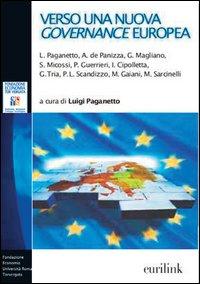 Verso una nuova governance europea