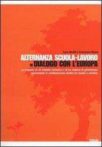 Alternanza scuola-lavoro in dialogo con l'Europa