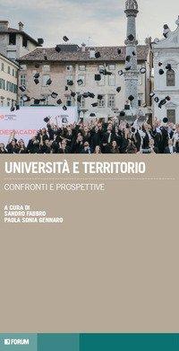 Università e territorio. Confronti e prospettive