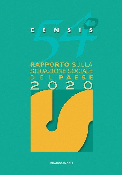 54º rapporto sulla situazione sociale del Paese 2020