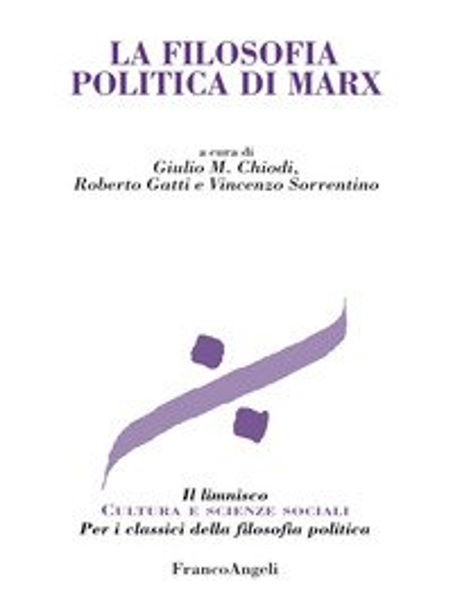 La filosofia politica di Marx