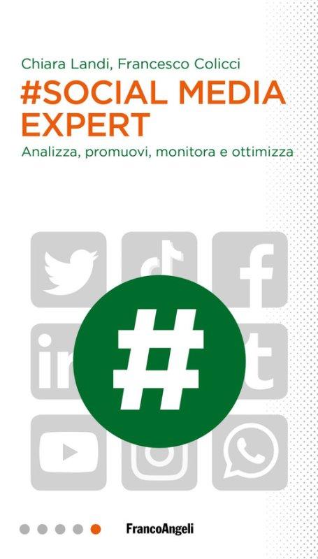 #Social media expert. Analizza, promuovi, monitora e ottimizza