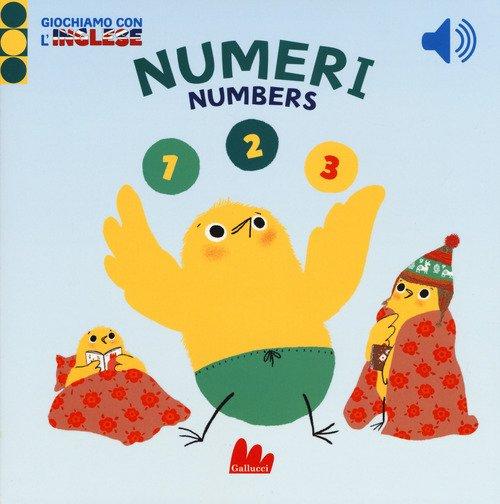 Numeri. Giochiamo con l'inglese