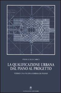La qualificazione urbana dal piano al progetto