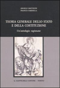 Teoria generale dello Stato e della Costituzione
