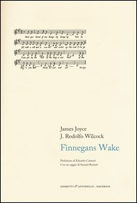 Finnegans Wake. Testo inglese a fronte