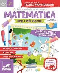 Matematica per i più piccoli. Con adesivi