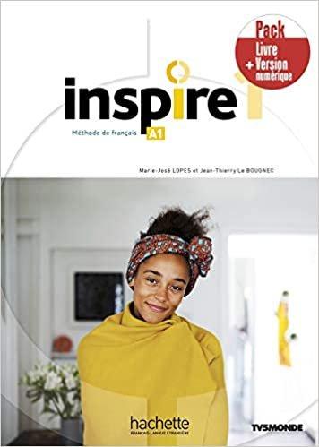 Inspire 1. Pack. Livre Eleve + Version numérique. Per Le Scuole Superiori. Con E-book. Con Espansione Online. Con Dvd-rom