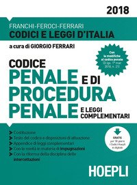Codice penale e di procedura penale e leggi complementari. Ediz. minore