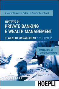Trattato di private banking e wealth management