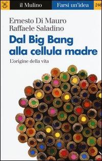 Dal Big Bang alla cellula madre. L'origine della vita
