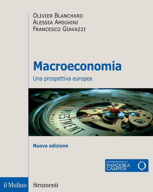 Macroeconomia. Una prospettiva europea