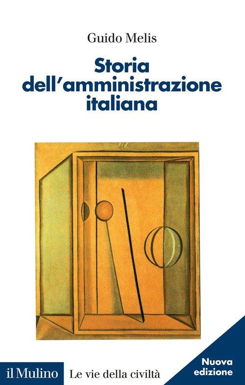 Storia dell'amministrazione italiana