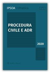 Procedura civile e ADR 2019
