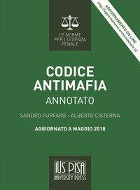 Codice antimafia. Annotato. Aggiornato a maggio 2018