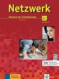 Netzwerk A1 Kursbuch + Cd.