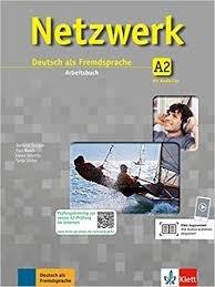 Netzwerk A2 Arbeitsbuch+ Cd.