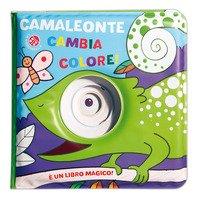 Camaleonte cambia colore!