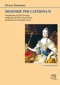 Memorie per Caterina II