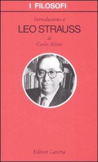 Introduzione a Leo Strauss