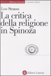 La critica della religione in Spinoza