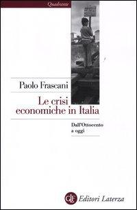 Le crisi nella storia dell'Italia contemporanea