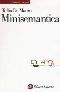 Minisemantica dei linguaggi non verbali e delle lingue