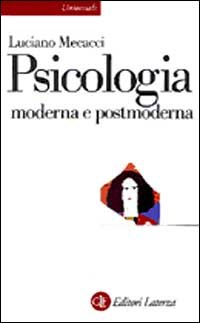 Psicologia moderna e postmoderna