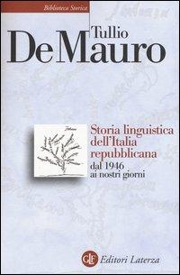 Storia linguistica dell'Italia repubblicana dal 1946 ai nostri giorni