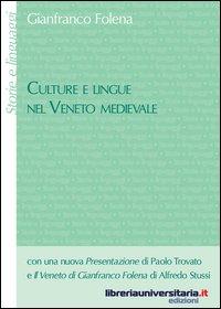 Culture e lingue nel Veneto medievale