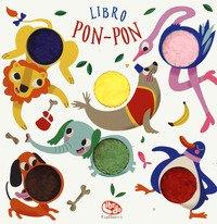 Libro pon-pon animali