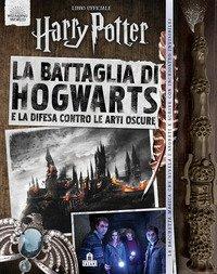 La battaglia di Hogwarts. Harry Potter