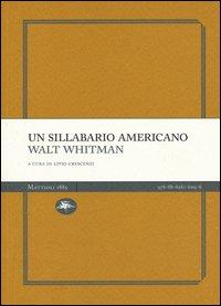Un sillabario americano