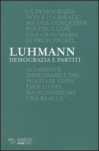 Democrazia e partiti. Il vertice scisso
