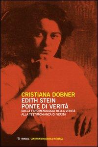 Edith Stein ponte di verità