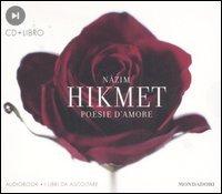 Poesie d'amore. Audiolibro. CD Audio