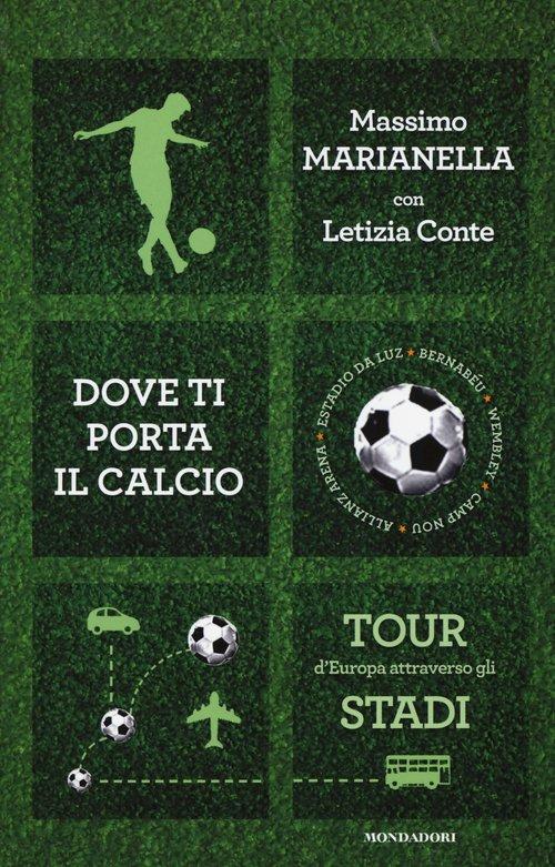 Dove ti porta il calcio. Tour d'Europa attraverso gli stadi