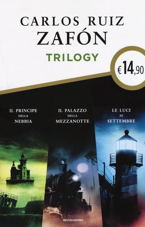 Trilogy: Il principe della nebbia-Il palazzo della mezzanotte-Le luci di settembre