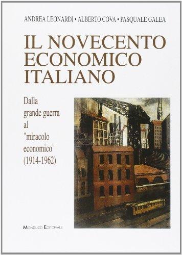 Novecento economico italiano