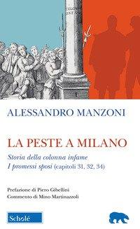 La peste a Milano-Storia della colonna infame. I Promessi sposi (capitoli 31, 32, 34)