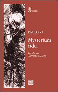 Mysterum fidei