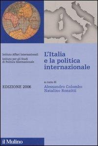 L'Italia e la politica internazionale 2006