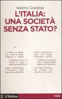 L'Italia: una società senza stato?