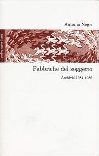 Fabbriche del soggetto. Archivio 1981-1987 e una conversazione con Mimmo Servante