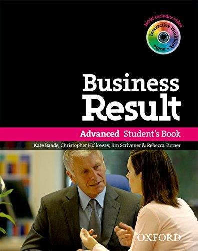 Business Result Advanced-sb+dvdrom