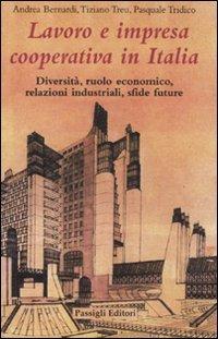 Lavoro e impresa cooperativa in Italia