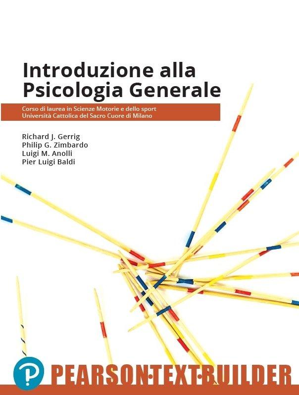 Introduzione Alla Psicologia Generale Custom Unicatt