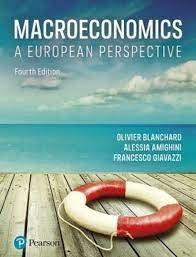 Macroeconomics : A European Perspective