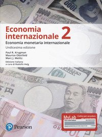 Economia internazionale. Ediz. Mylab