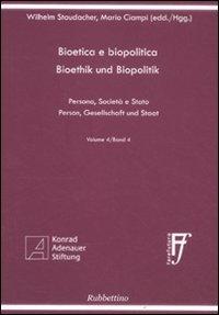 Bioetica e biopolitica